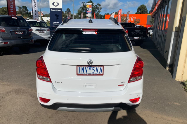 2018 Holden Trax LTZ