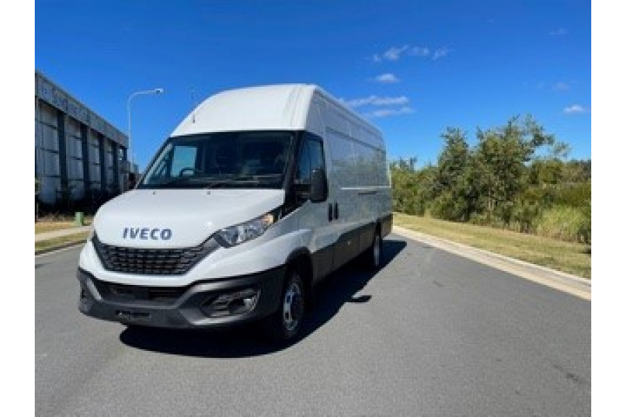 2021 Iveco 50c18a8 18c Truck