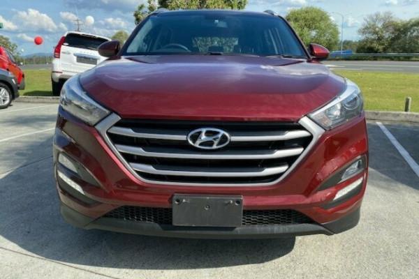 2017 MY18 Hyundai Tucson TL MY18 Active X 2WD Suv Image 2