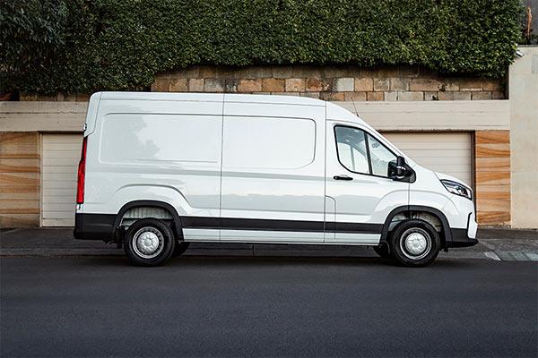Deliver 9 Large Van