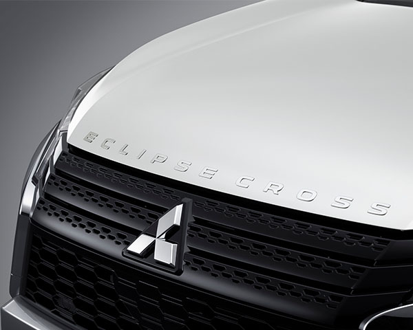 Bonnet Emblem - Silver
