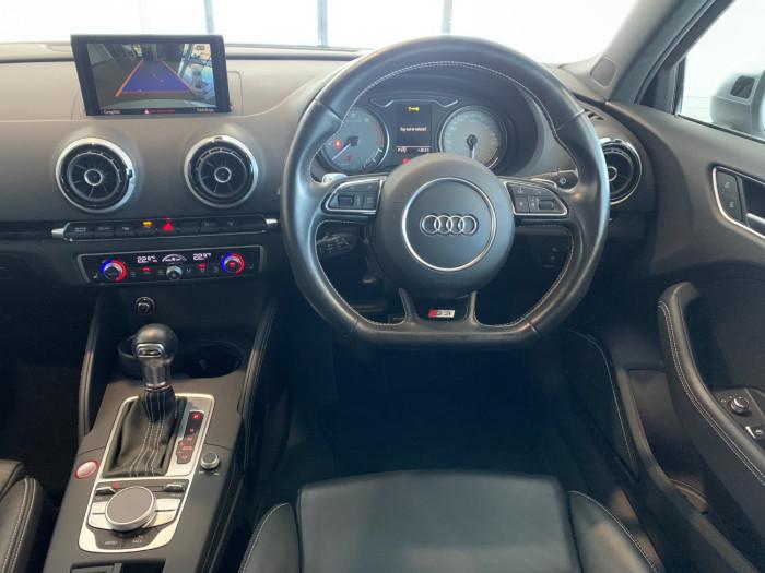 2015 Audi S3 8V MY15 Sedan Image 24
