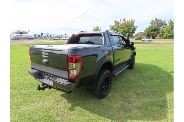 2015 Ford Ranger PX MKII WILDTRAK Utility Image 2