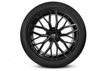 "<img src=""20"" Busan gloss black alloy wheel, Pirelli Tyre and TPMS package"