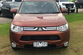 2012 MY13 Mitsubishi Outlander ZJ MY13 ASPIRE Suv