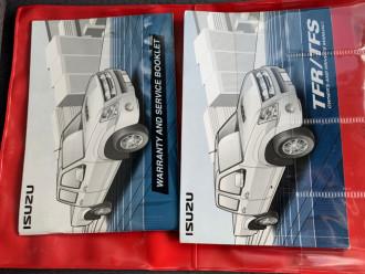 2010 Isuzu Ute D-MAX Turbo SX 4x4 dual cab