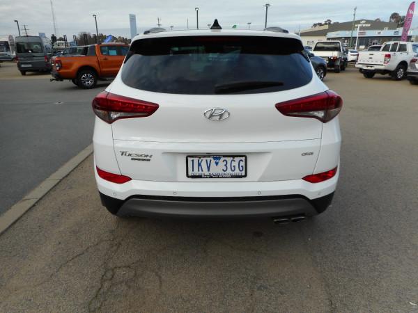 2017 MY18 Hyundai Tucson TLE2  Highlander Suv