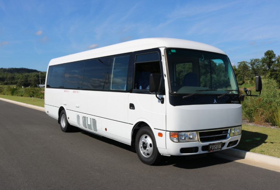 2019 Fuso Rosa EX DEMO AUTO BUS BUY TODAY AND BENEFIT FROM INSTANT ASSET WRITE OFF Deluxe  Auto Bus Bus