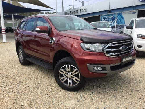 2018 MY19 Ford Everest UAII Trend RWD Suv