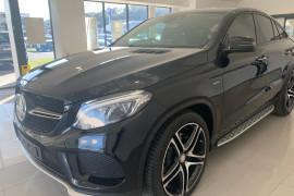 2015 Mercedes-Benz Gle-class C292 GLE450 AMG Wagon Image 3