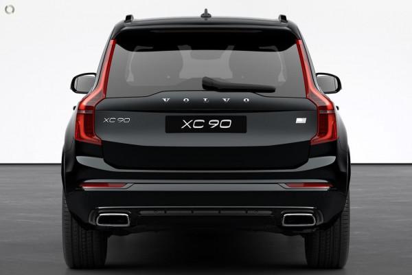 2021 Volvo XC90 L Series Recharge Suv Image 4
