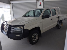 Volkswagen Amarok Dual Cab Chassis 4MOTION 2H