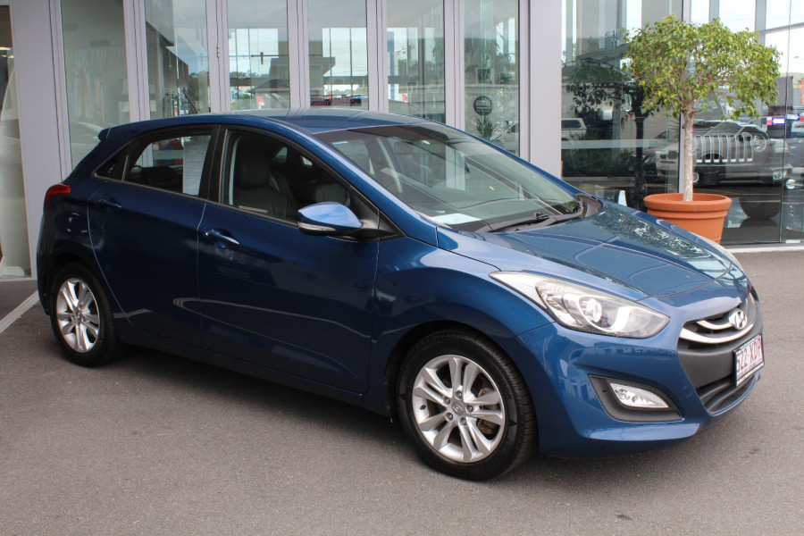 2014 Hyundai i30 GD2 Trophy Hatchback