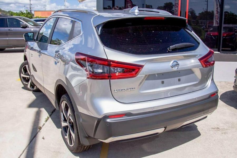 2018 Nissan QASHQAI J11 Series 2 Ti Suv Image 2
