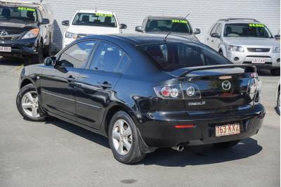 2008 Mazda 3 BK Series 2 MY08 Neo Sport Sedan Image 4