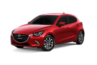 Mazda 2 GT Hatch DJ2HA6