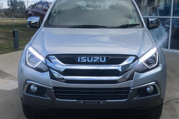 2019 Isuzu UTE MU-X LS-T 4x4 Wagon Image 2