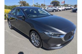 2019 Mazda Mazda3 BP G20 Evolve Sedan Sedan Image 4
