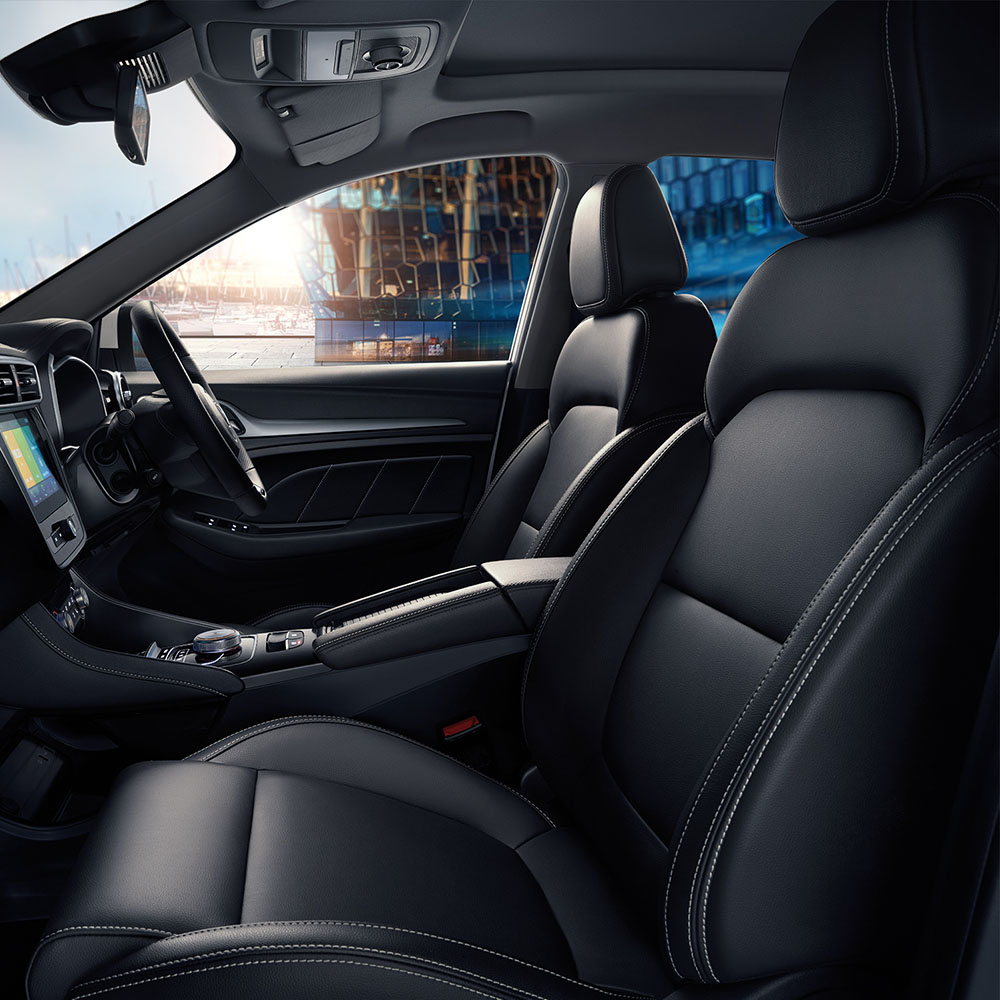 ZS EV Comfort and convenience