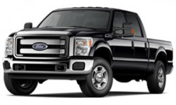 New Ford F-Truck 250 XLT
