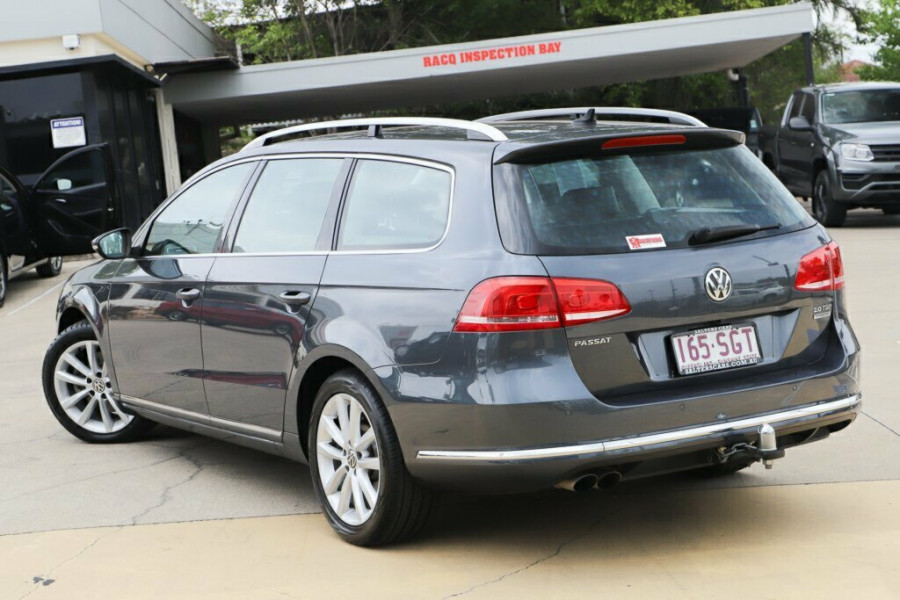 2010 MY10.5 Volkswagen Passat Type 3C MY10.5 125TDI DSG Highline Wagon