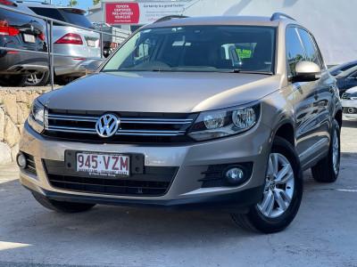 2012 Volkswagen Tiguan 5N MY12.5 132TSI Pacific Suv
