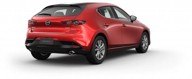 2021 Mazda 3 BP G20 Pure Hatchback Mobile Image 13