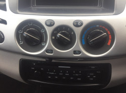 2009 MY10 Mitsubishi M MN  GLX-R Utility - dual cab