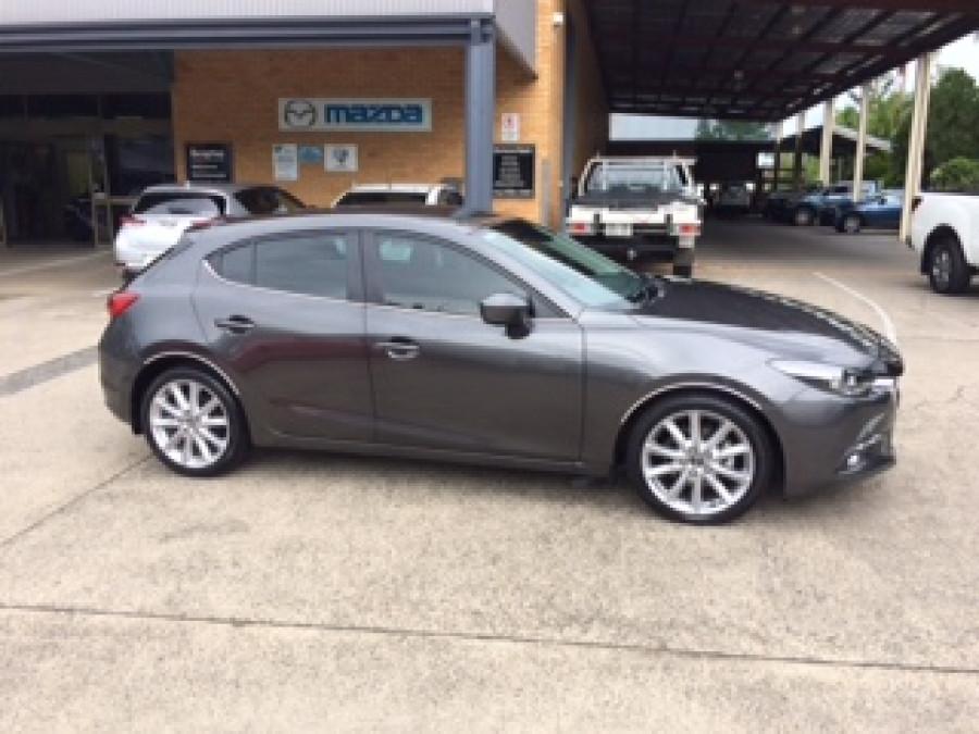 2017 Mazda 3 BN5438 SP25 Hatchback Image 1