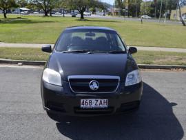 Holden Barina Sedan TK