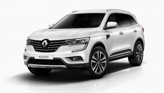 Renault KOLEOS MY19 - Intens Diesel 4x4