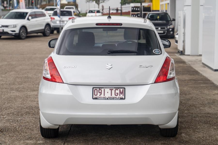 2013 Suzuki Swift FZ GLX Hatchback