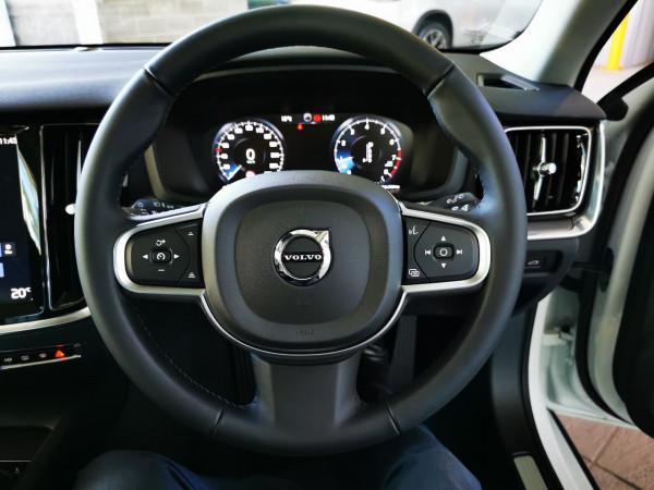 2019 Volvo V60 (No Series) MY20 T5 Momentum Wagon