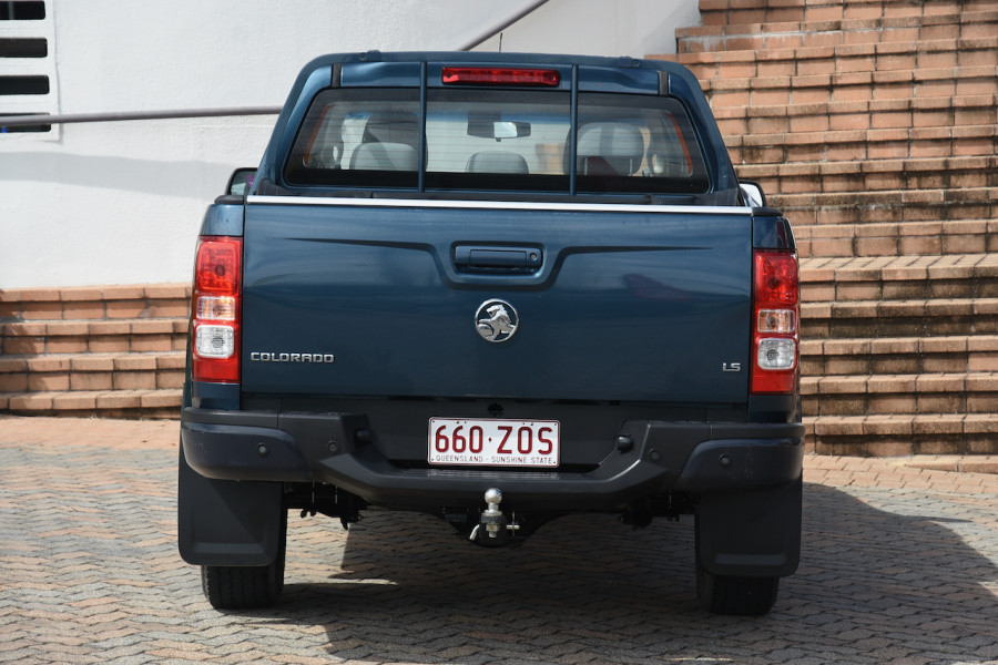 2015 Holden Colorado RG MY15 LS Utility