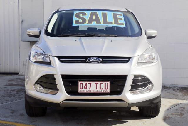 2013 Ford Kuga TF Ambiente Wagon