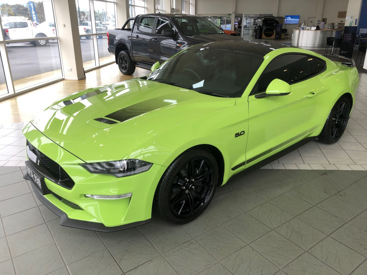 2019 Ford Mustang FN 2020MY GT Coupe