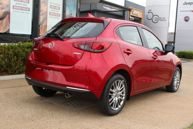 2019 MY20 Mazda 2 DJ Series G15 Evolve Hatch Image 4