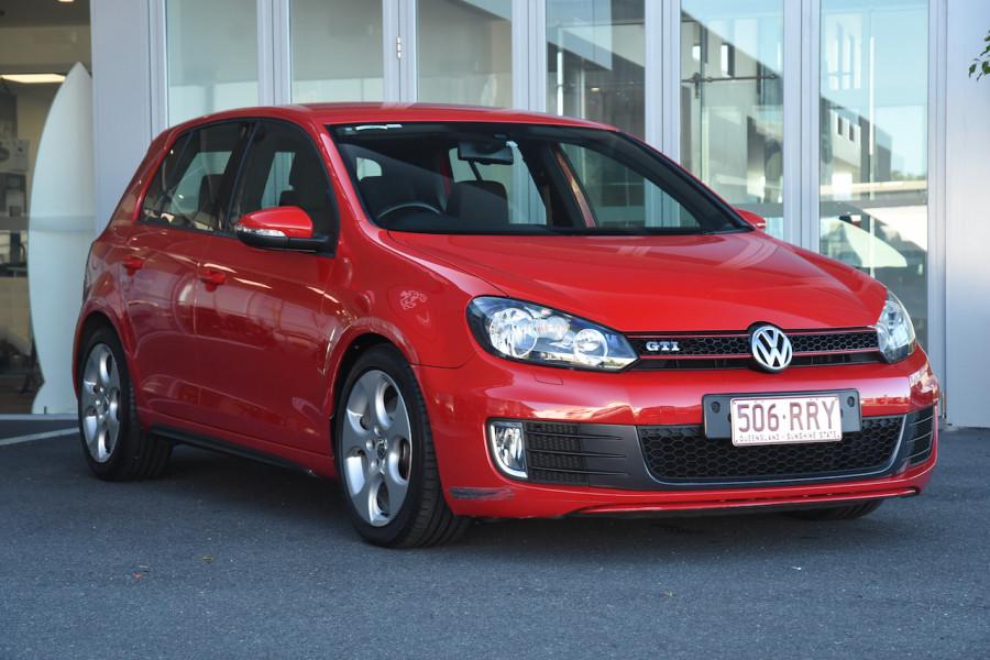 2011 Volkswagen Golf VI MY11 GTI Hatchback