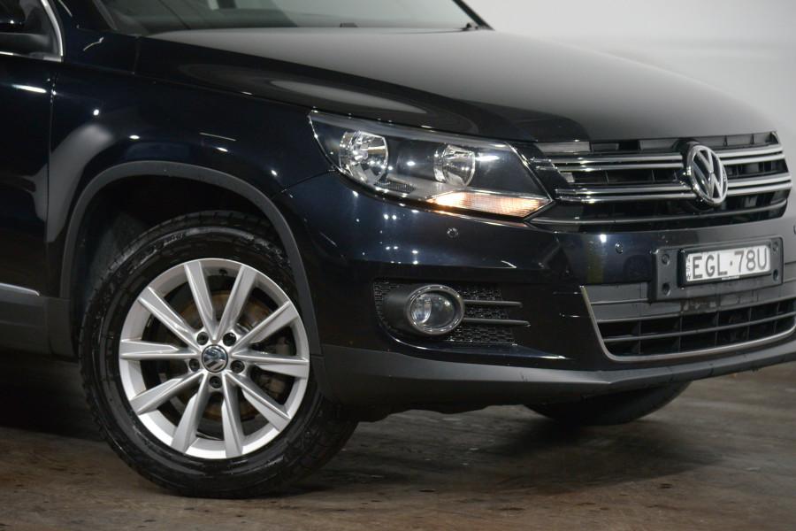 2014 Volkswagen Tiguan 132 Tsi (4x4)