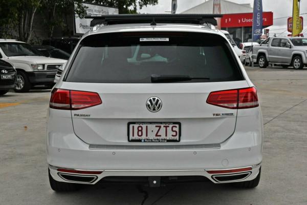 2015 MY16 Volkswagen Passat 3C (B8) MY16 132TSI DSG Comfortline Wagon Image 5