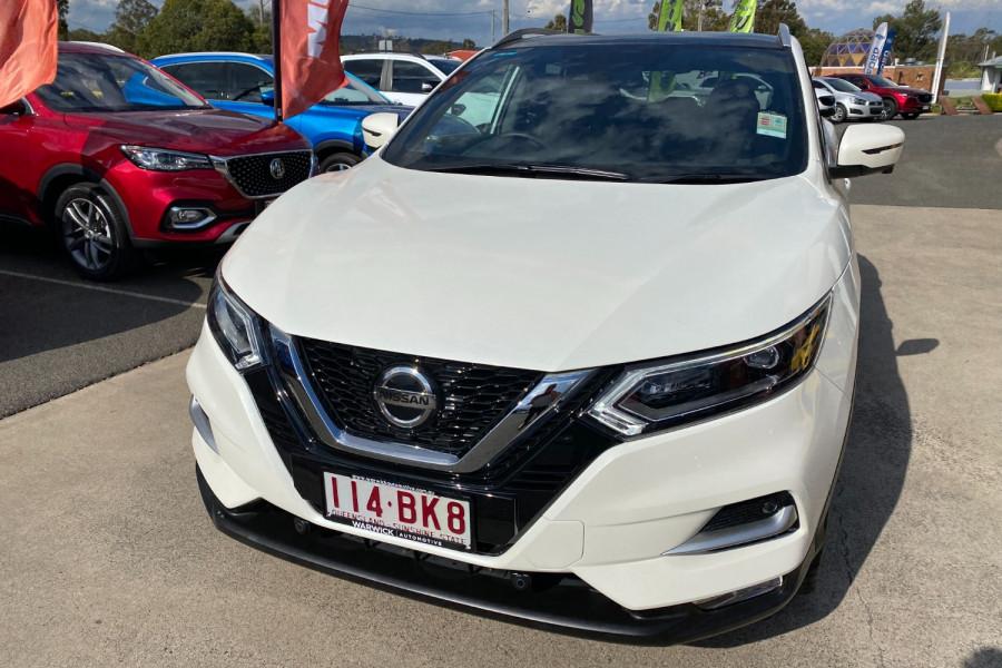 2020 MY0  Nissan QASHQAI J11 Series 3 Ti Suv Image 8
