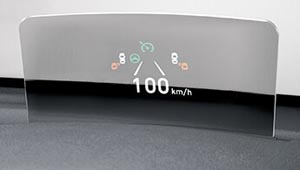 Kona Head-Up Display (HUD)