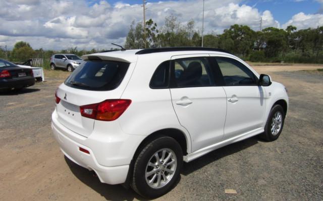 2011 MY12 Mitsubishi ASX XA MY12 Suv Image 4