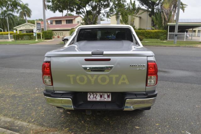 2016 Toyota HiLux UTE