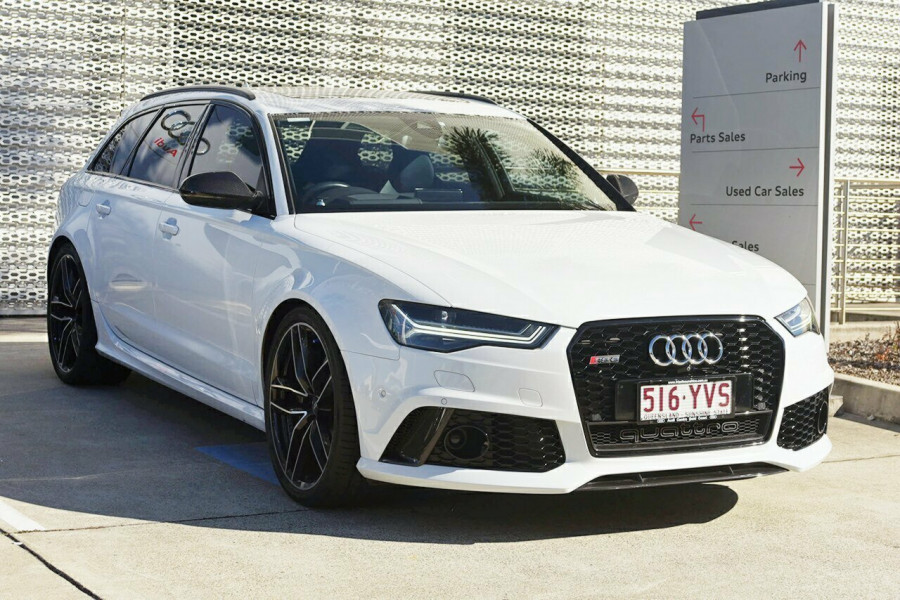 2015 Audi Rs6 4G MY15 A Wagon