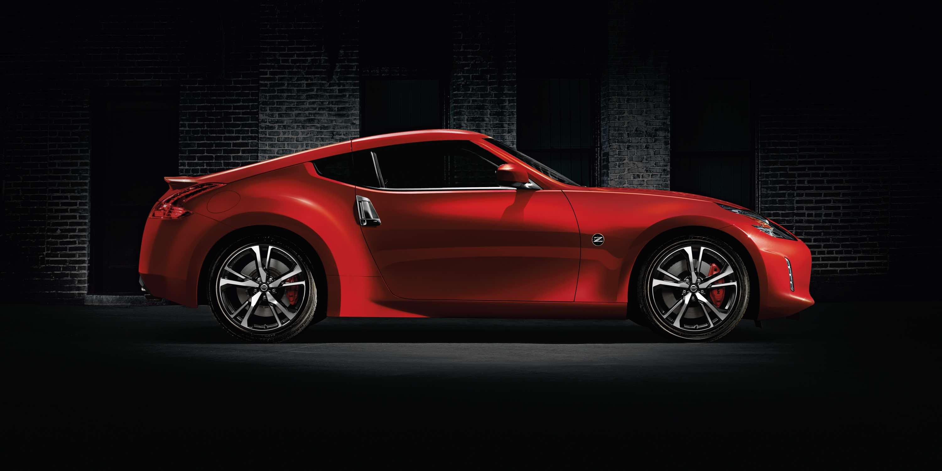 370Z Passion without a redline