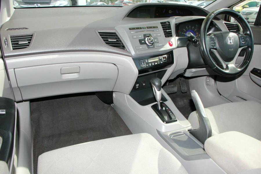 2012 Honda Civic 9th Gen VTi-L Sedan