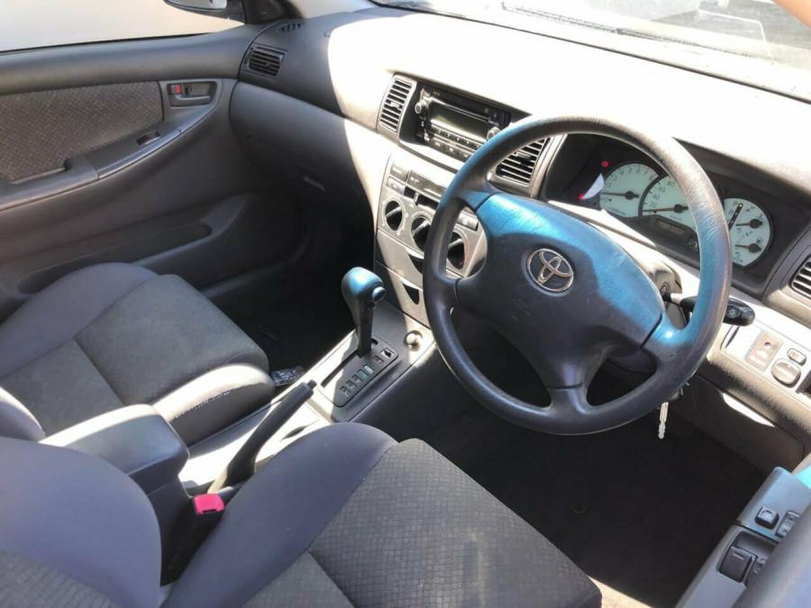 2006 Toyota Corolla ZZE122R MY06 Upgrade Ascent Sedan Image 5