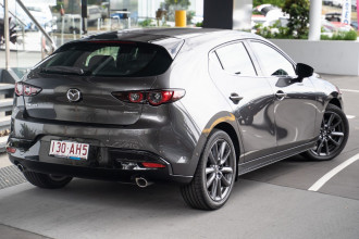 2020 Mazda 3 BP G25 GT Hatch Hatchback Image 2