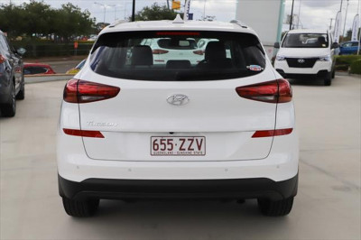 2020 Hyundai Tucson TL4 MY21 Active X Suv Image 3
